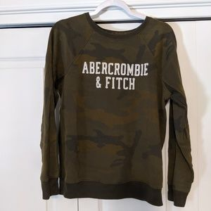 Abercrombie and Fitch Crew Neck sweatshirt